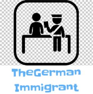 theGermanImmigrant Logo