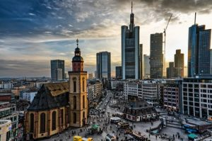 Best Time To Travel To Frankfurt Germany