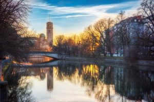 Living in Munich with family