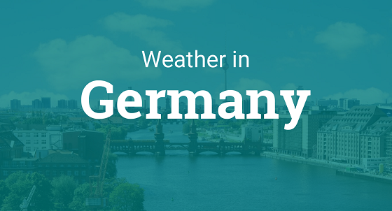 Weather in Germany: Different cities and Months