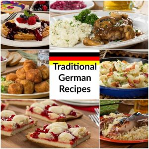 Traditional German Recipes
